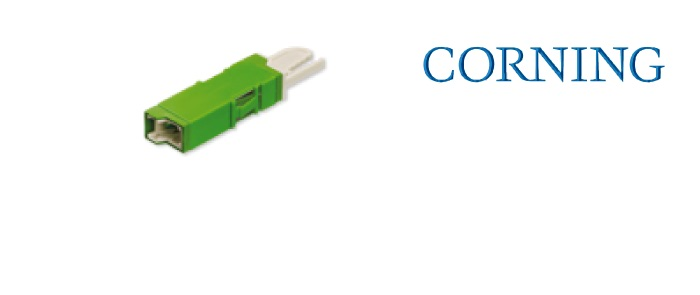 Corning Fiber Optic Adapters - E2000
